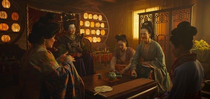 2020 Mulan movie for kids