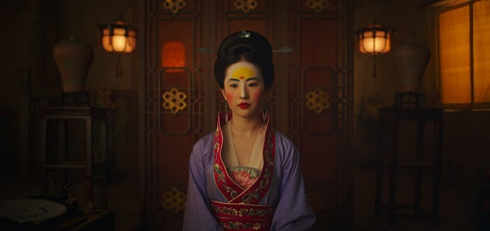 2020 Mulan movie review for parents