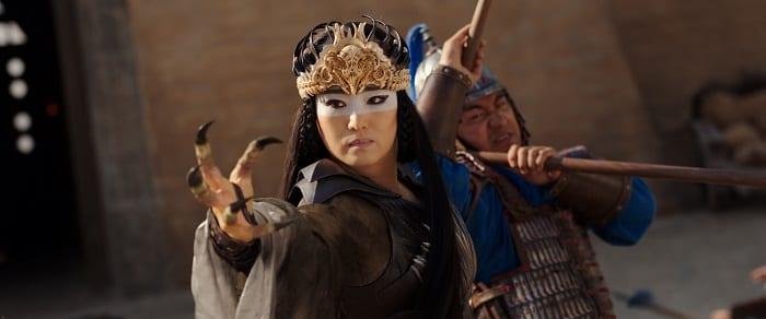 Mulan movie ok for kids
