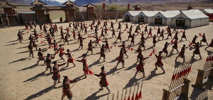 Mulan movie parent review