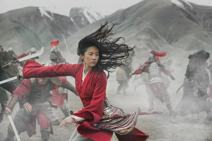 Mulan movie review for parents