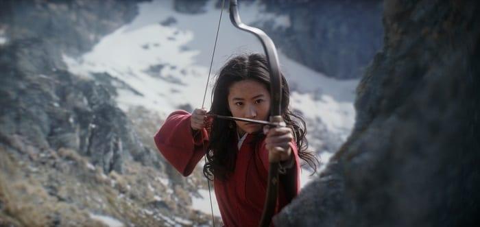 Mulan PG-13 rating explained
