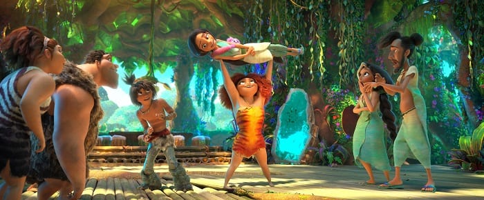 Is Croods a new age safe for kids
