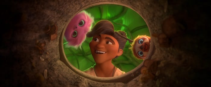 The Croods a new age movie review kids