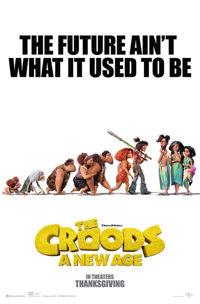The Croods: A New Age Movie Review | Safe for Kids?