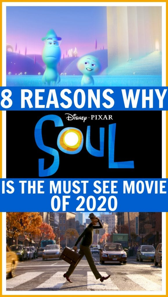 Why soul is the must see movie of 2020